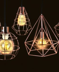 Taklampor & Fönsterlampor